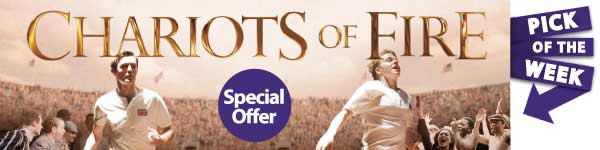 Chariots of Fire - Ticket Sale