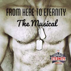 From Here to Eternity - the big-budget, buff new musical