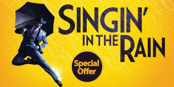 Singin' In The Rain - Ticket Sale