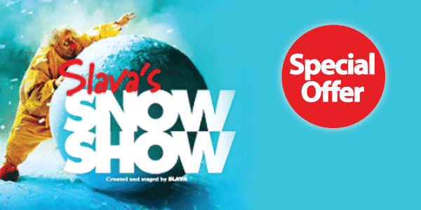 Slava's Snowshow - Special Offer