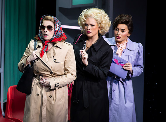 9 to 5 The Musical.