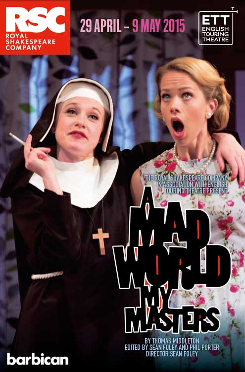 A Mad World My Masters poster