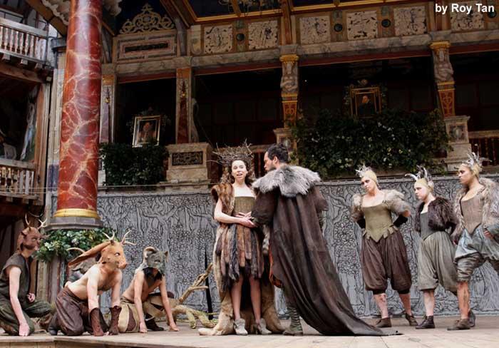 A Midsummer Night\'s Dream at Shakespeare\'s Globe