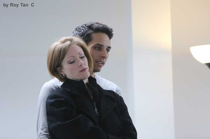 Ace of Clubs at the Union Theatre - Rehearsal Photos
