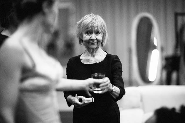 Sheila Reid. © Jan Versweyveld