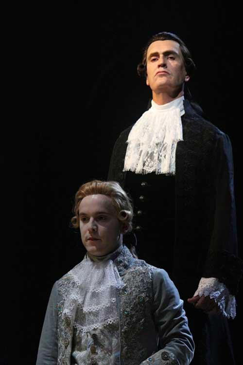 Amadeus at Chichester Festival Theatre starring Rupert Everett