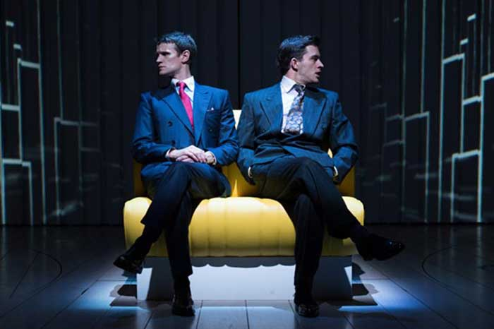 American Psycho A new musical thriller at the Almeida Theatre