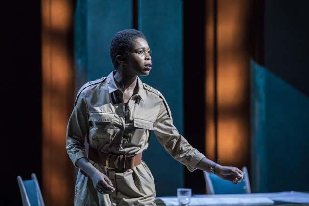 Antony & Cleopatra - National Theatre, 2018