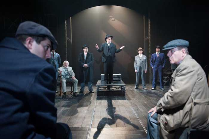 The Resistible Rise of Arturo Ui at the Duchess Theatre