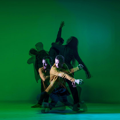 Ballet Boyz presents Them / Us at Sadlers Wells