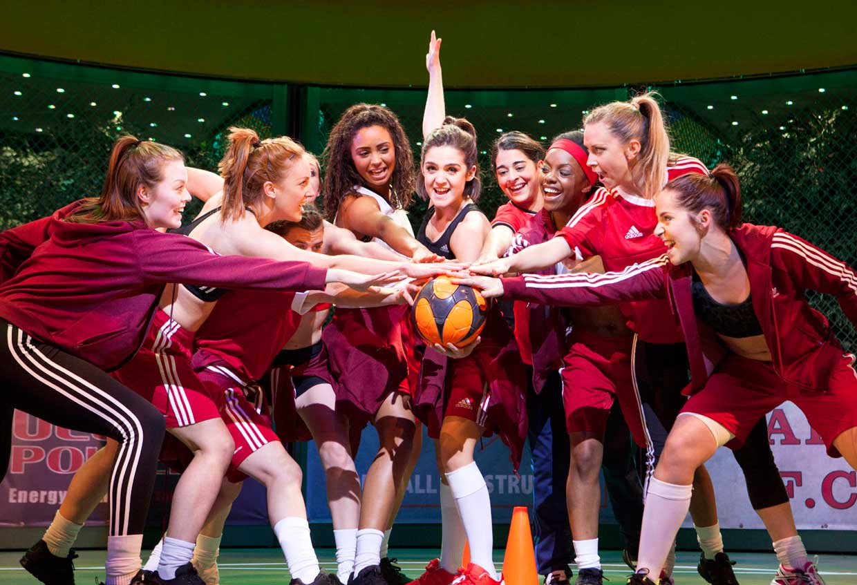 Hounslow Harriers in Bend It Like Beckham The Musical.