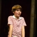 Billy (Matteo Zecca) in Billy Elliot the Musical, photo by Alastair Muir