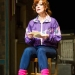 Mrs Wilkinson (Ruthie Henshall) in Billy Elliot the Musical, photo by Alastair Muir