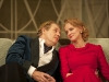 Blithe Spirit - Robert Bathurst and Hermione Norris