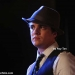 Bonnie and Clyde: The Musical at the King\'s Head Theatre