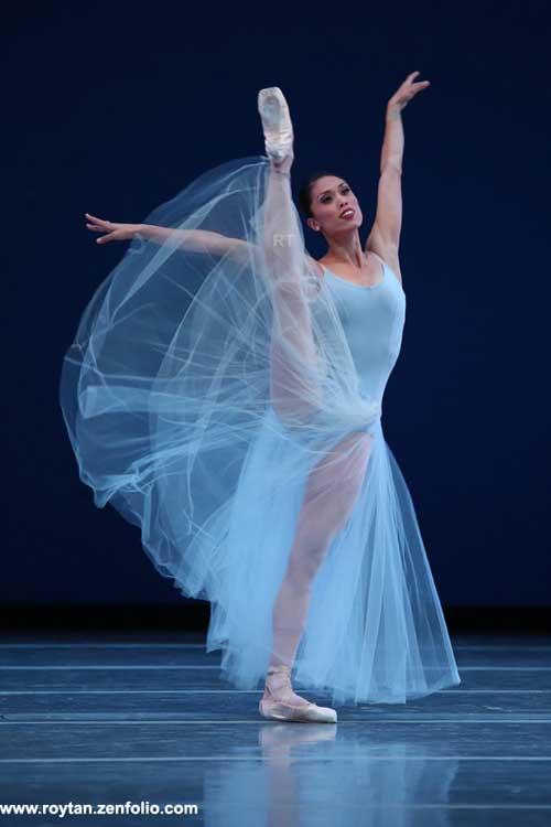 Lia Cirio - Boston Ballet at the London Coliseum