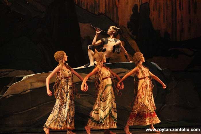 Altan Dugara - Boston Ballet at the London Coliseum