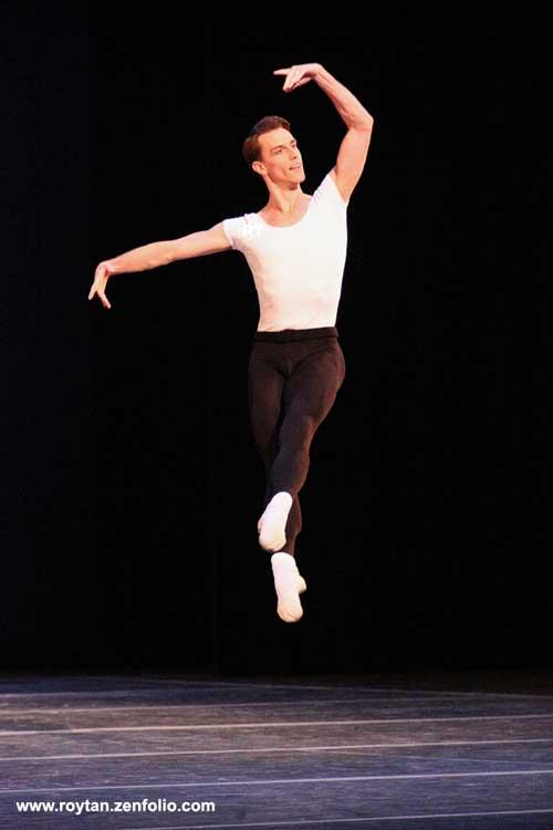 Bradley Schlagheck - Boston Ballet at the London Coliseum