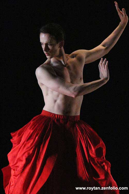 Paul Craig - Boston Ballet at the London Coliseum