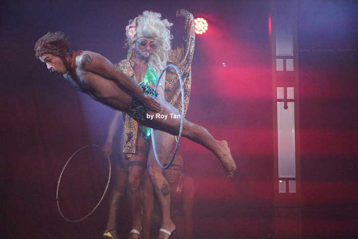 Briefs - The Second Coming at London Wonderground