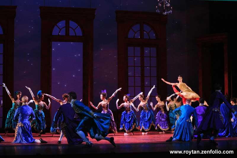 Cinderella at the London Coliseum