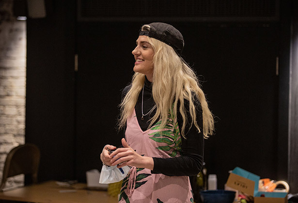 Rehearsal-Images-Lizzie-Connolly-Director-Cinderella-The-Socially-Distanced-Ball-Turbine-Theatre-Photos-by-Mark-Senior-1U7A8771