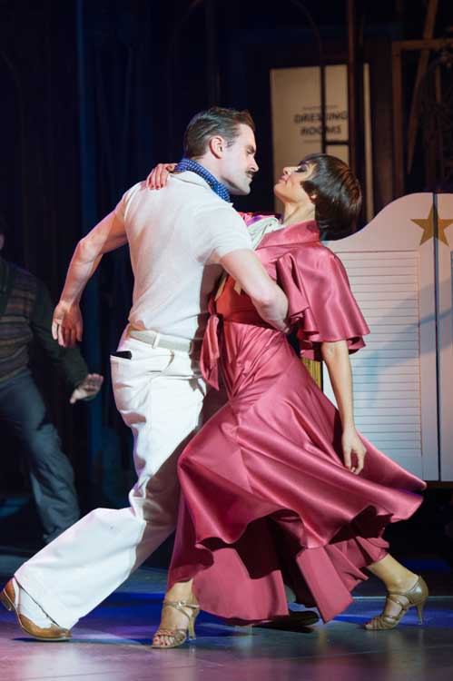 Dance Til Dawn at the Aldwych Theatre
