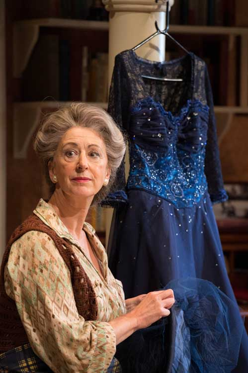 Daytona at the Theatre Royal Haymarket - Maureen Lipman. Photo by Manuel Harlan