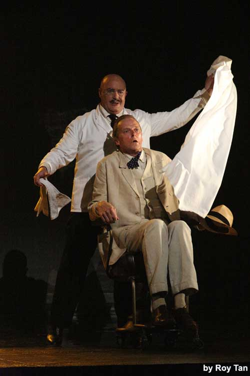Death in Venice at the Coliseum
