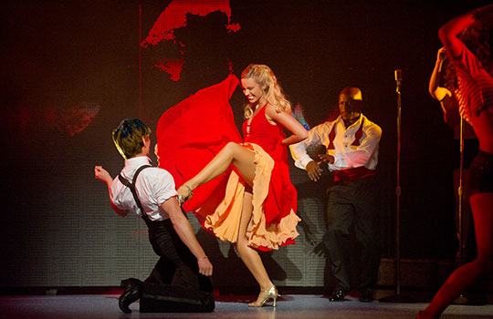 Dirty Dancing at the Piccadilly Theatre