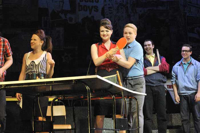 Dreamboats and Petticoats at the Wyndham's Theatre
