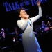 Tracie Bennett as Judy Garland in End of the Rainbow at the Trafalgar Studios