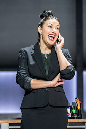 Hayley Tamaddon in Everybody's Talking About Jamie