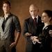 Ricky Martin, Michael Cerveris and Elena Roger in Evita