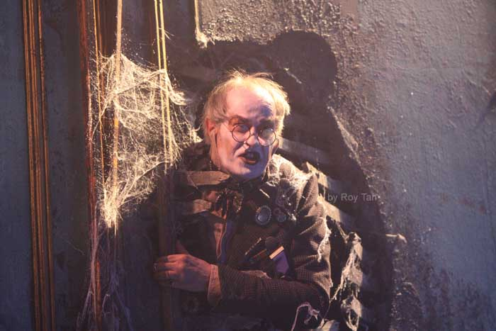 JAMES VAUGHAN in Great Expectations at the Vaudeville Theatre