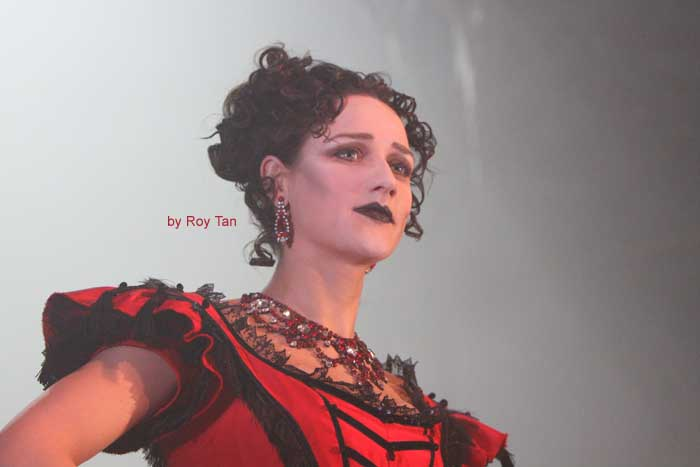 GRACE ROWE in Great Expectations at the Vaudeville Theatre