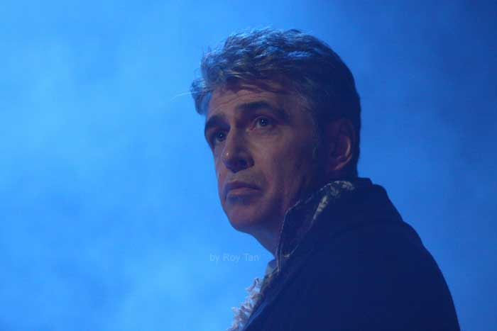 PAUL NIVISON in Great Expectations at the Vaudeville Theatre