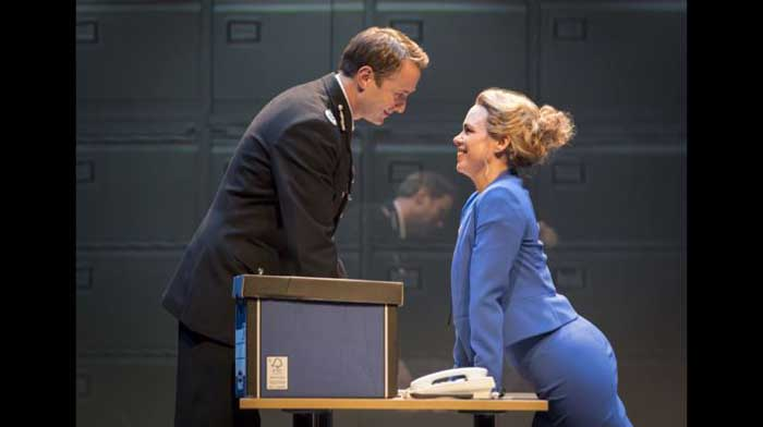 Great Britain at the National Theatre