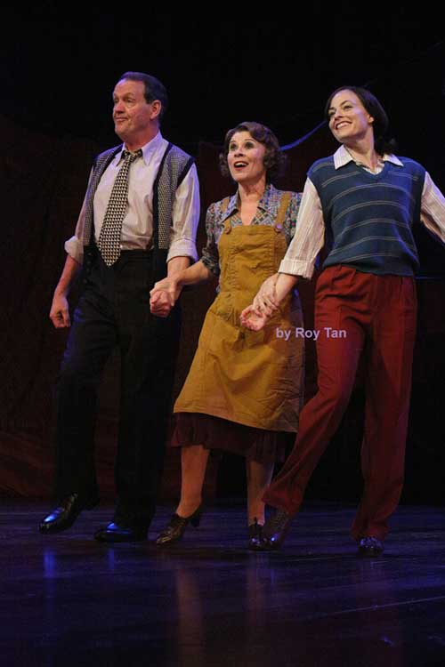 Gypsy at Chichester Festival Theatre starring Imelda Staunton