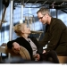 Hay Fever - Rehearsals: Lindsay Duncan and Jeremy Northam