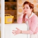Katherine Parkinson as Judy in Home, I'm Darling (c) Manuel Harlan