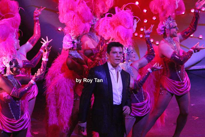 I Can't Sing! The X Factor Musical at the London Palladium