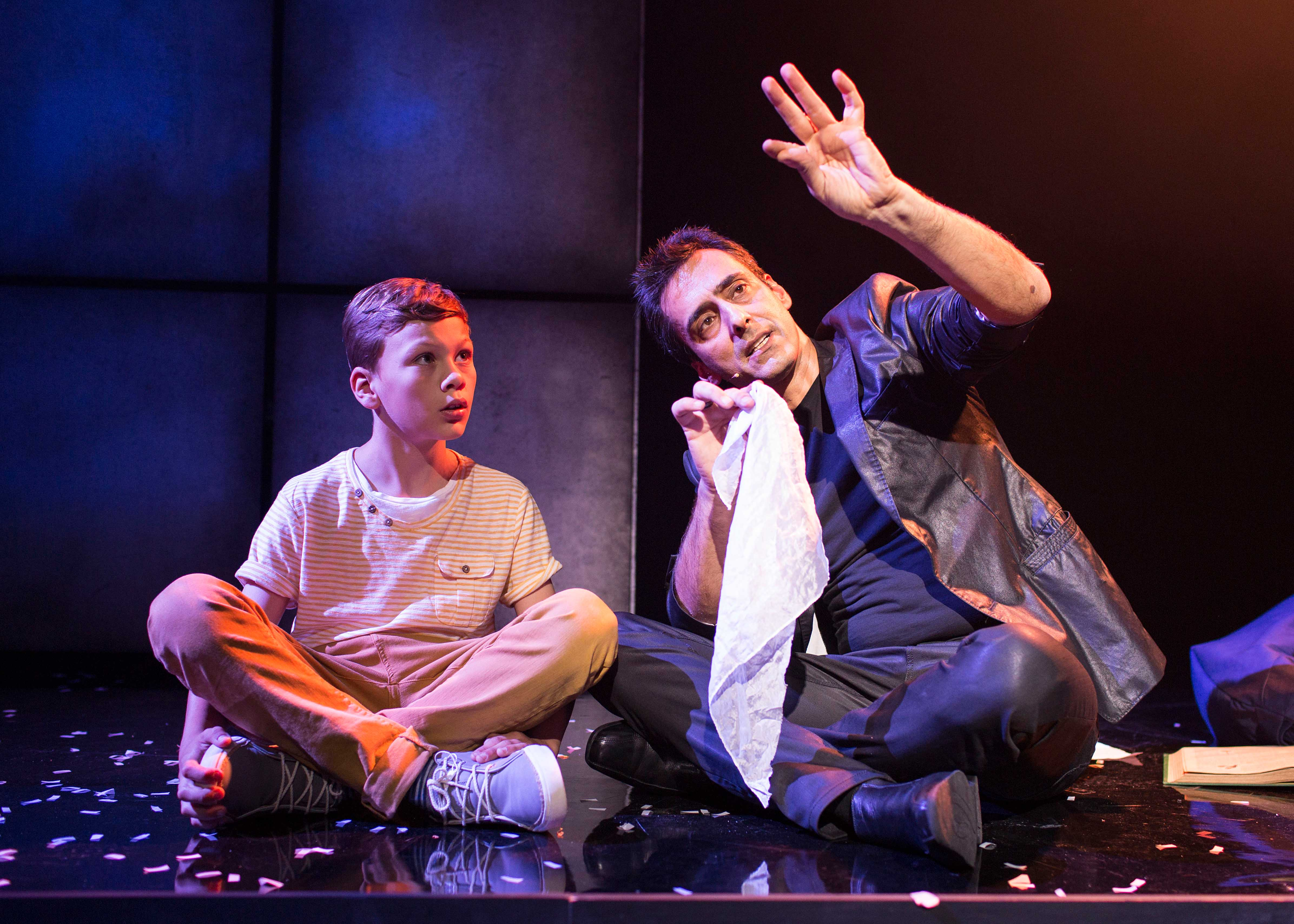 Impossible at the Noel Coward theatre