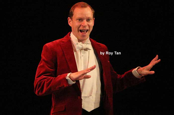 Jeeves and Wooster starring Mark Heap and Robert Webb