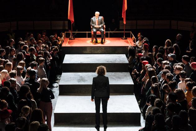 Julius Caesar - Bridge Theatre