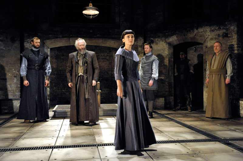 King Lear at the Almeida Theatre