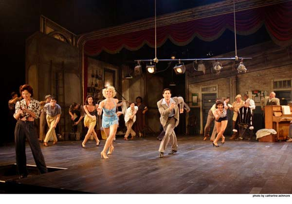 Kiss Me Kate at the Chichester Festival Theatre