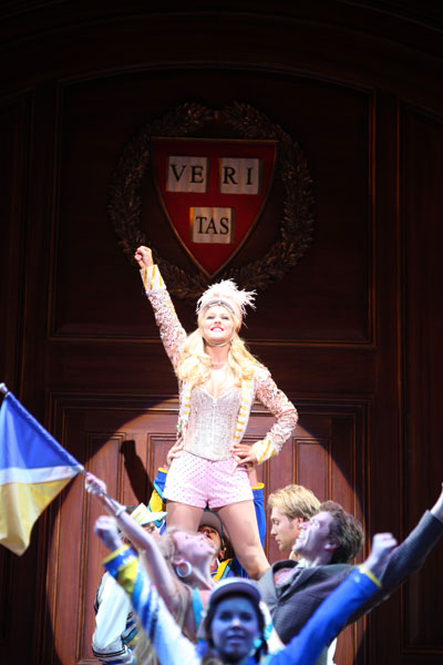 Susan McFadden in Legally Blonde The Musical