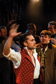 Bradley-Jaden-as-Enjolras-and-the-Les-Misérables-The-Staged-Concert-Company-Photograph-Michael-Le-Poer-Trench
