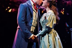 Rob-Houchen-as-Marius-and-Lily-Kerhoas-as-Cosette-Photograph-Matt-Murphy